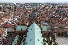 Observatory @ Cathédrale Notre-Dame de Strasbourg @ Strasbourg