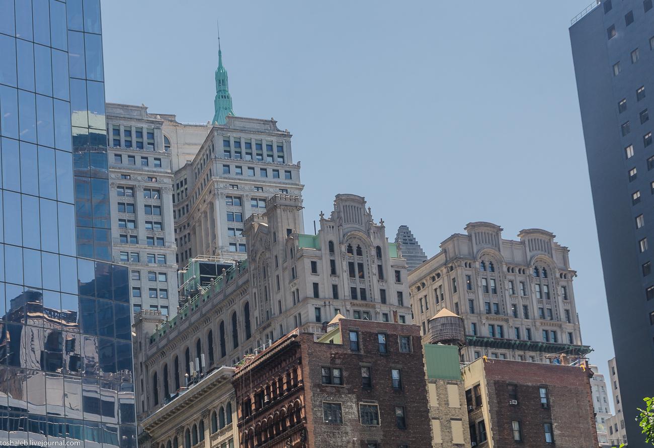 Нью-Йорк_парк 11 сентября-21