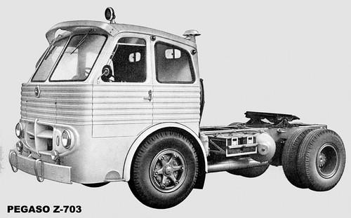 Pegaso Z-703