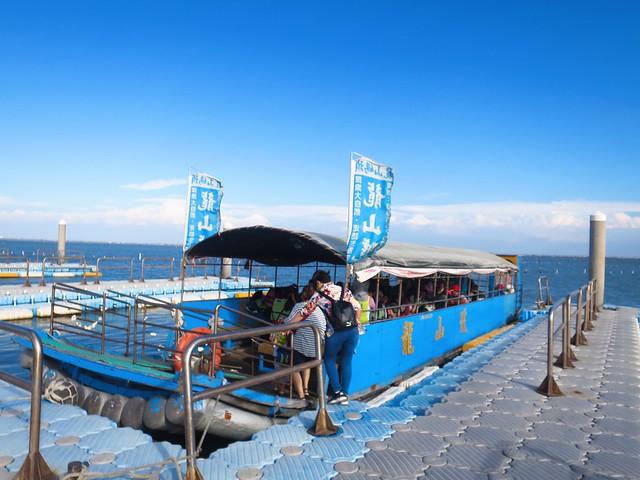 七股龍山號觀光漁筏28