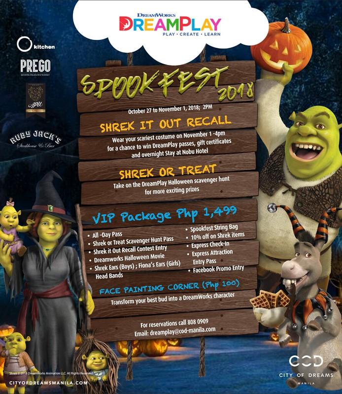 Spookfest 2018