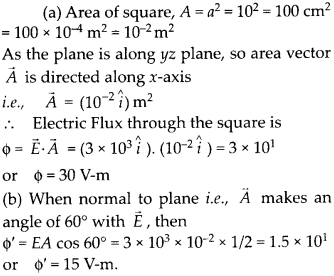 NCERT Solutions for Class 12 Physics Chapter 1 Electric Charges and Fields 13