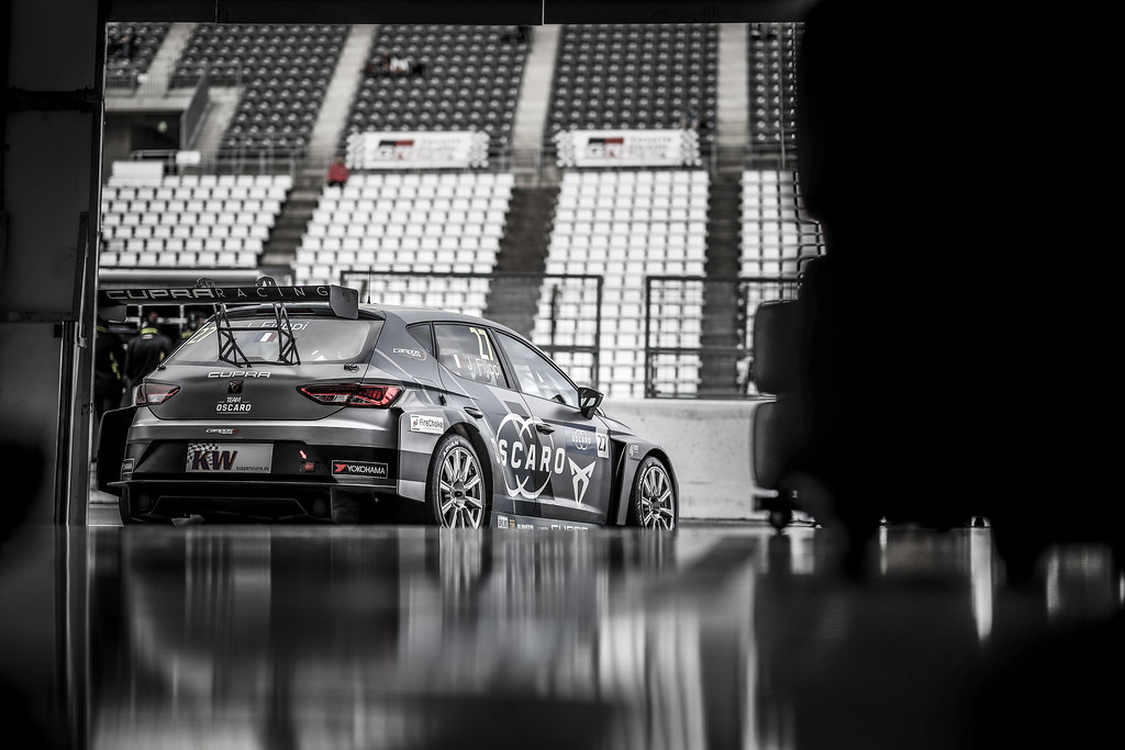 FILIPPI John, (fra), Seat Cupra TCR team Oscaro by Campos Racing,  during the 2018 FIA WTCR World Touring Car cup of Japan, at Suzuka from october 26 to 28 - Photo Clement Marin / DPPI