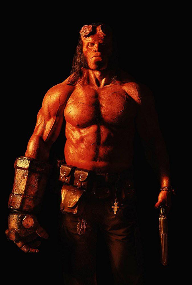 Hellboy movie stills