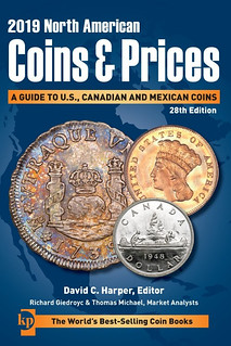 2019 North American Coins and Prices cover