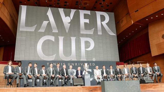 Laver Cup teams