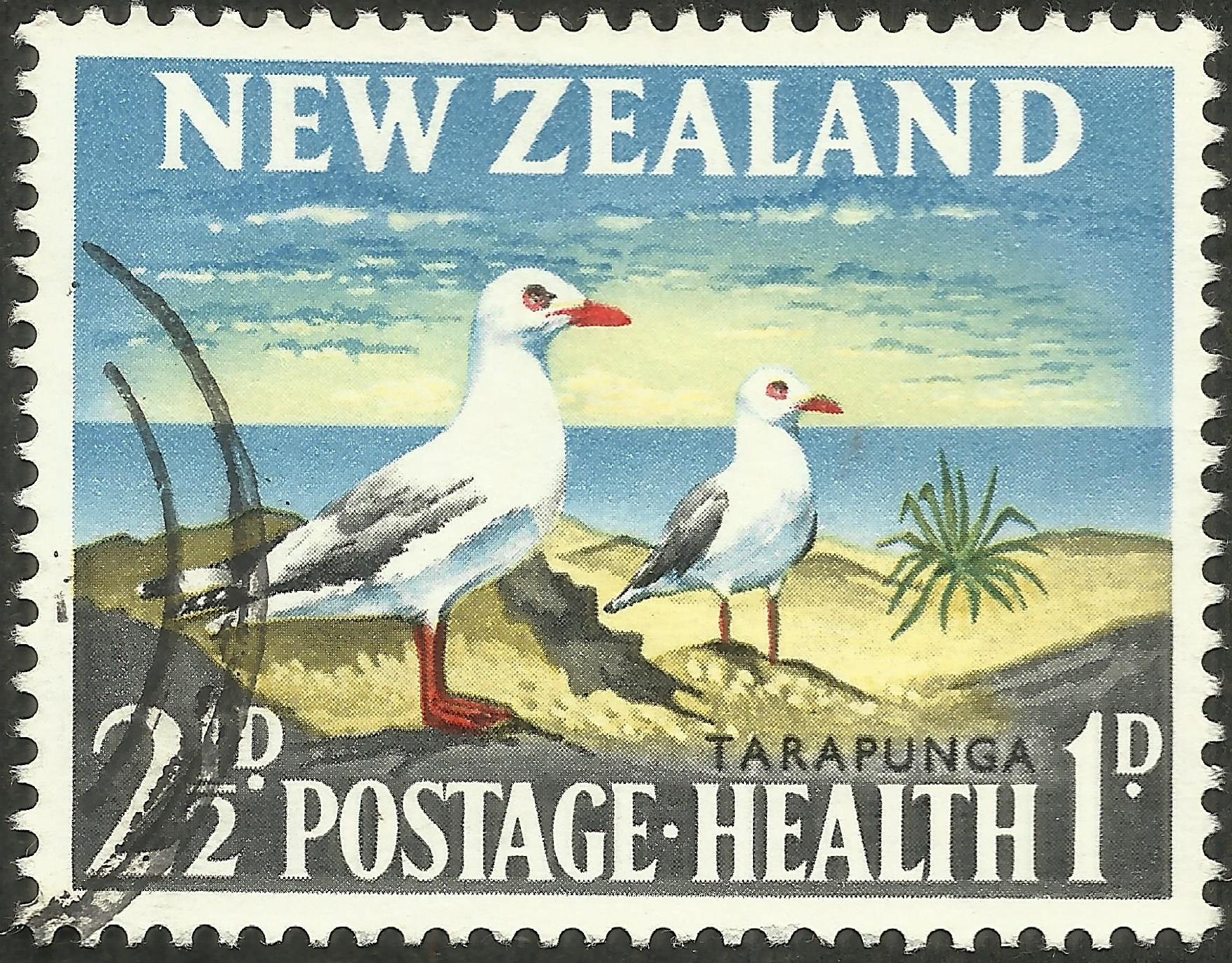 New Zealand - Scott #B67 (1964)