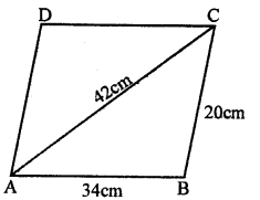 RD Sharma Solutions Class 9 Chapter 17 Constructions