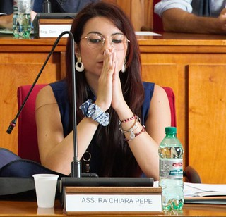 L'assessore Chiara Pepe