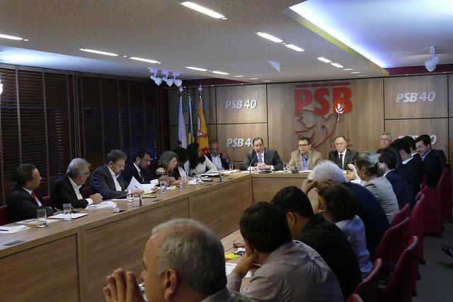 Reunião da Comissão Executiva Nacional - 5/11/2018