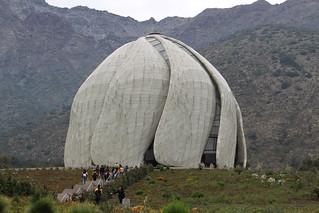 Salida Templo Bahai