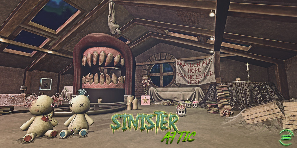 EQUAL – Sinister Attic @ The Arcade