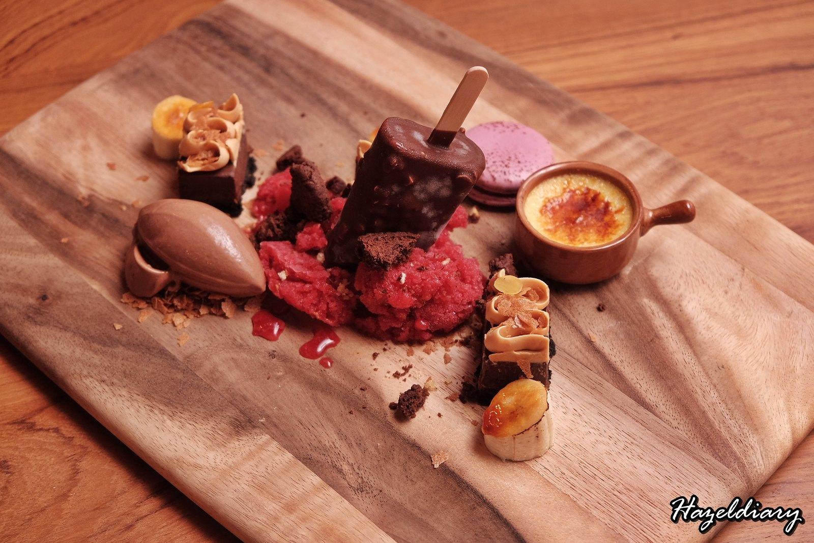 House of MU-Hazeldiary-Dessert Platter
