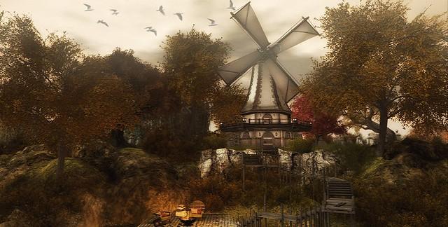 Zephyr Windmill