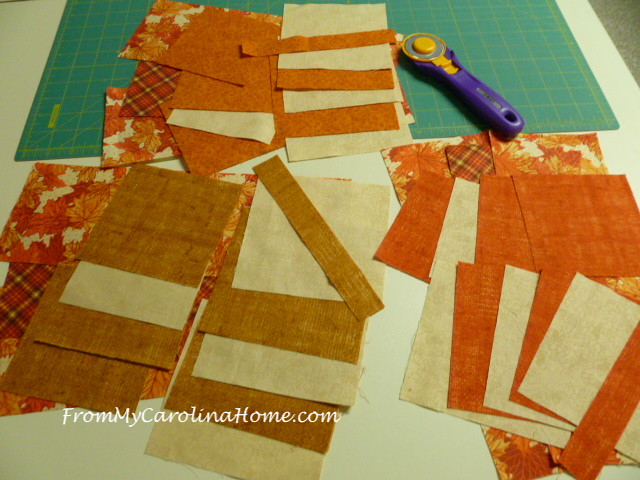 Autumn Jubilee Sew Along at FromMyCarolinaHome.com