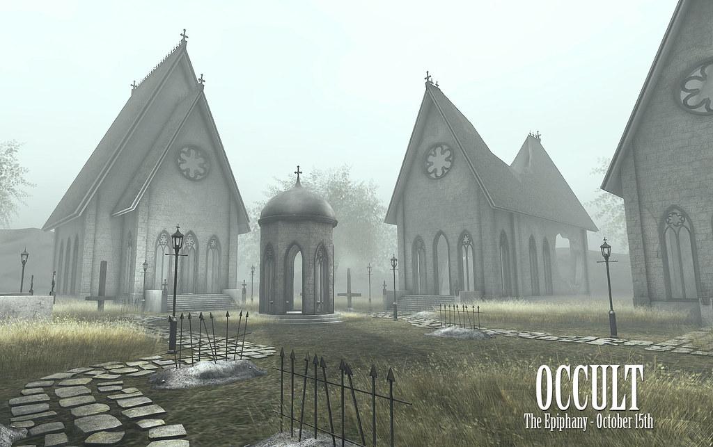 NOMAD // Occult