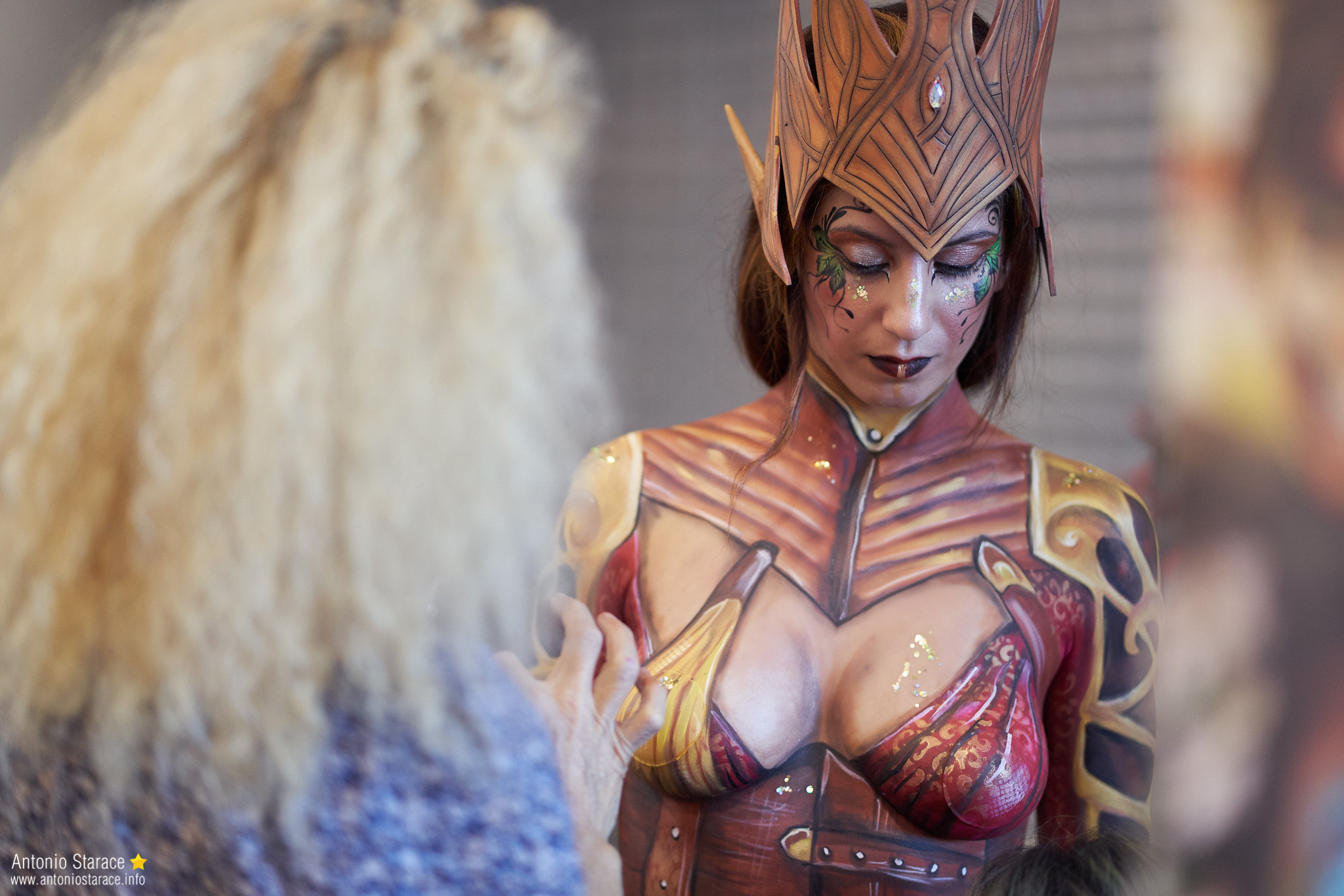 Romics2018_autunno_bodypaint_6