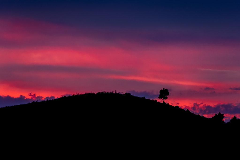 Pre-Storm Sunset