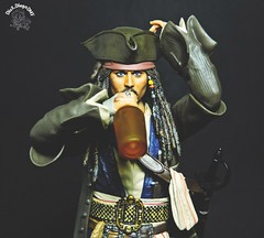 Not all treasure is silver and gold, mate.  Nem todo tesouro é prata e ouro, companheiro.  #pirate #Bandai #shfiguarts #Captain #ActionFigure #collection #coleção #jacksparrow #captainjacksparrow #pirateslife #piratesofthecaribbean #Disney #crossover #jho