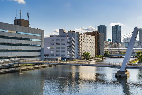tokyo japan city cityscape building architecture 江東区 東京都 日本 jp