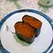 Salmon roe sushi / いくら軍艦 / 回転鮨 清次郎 水沢店 (岩手県奥州市)