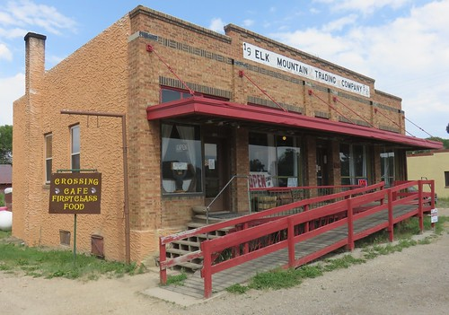 Elk Mountain Trading Company (Elk Mountain, Wyoming)