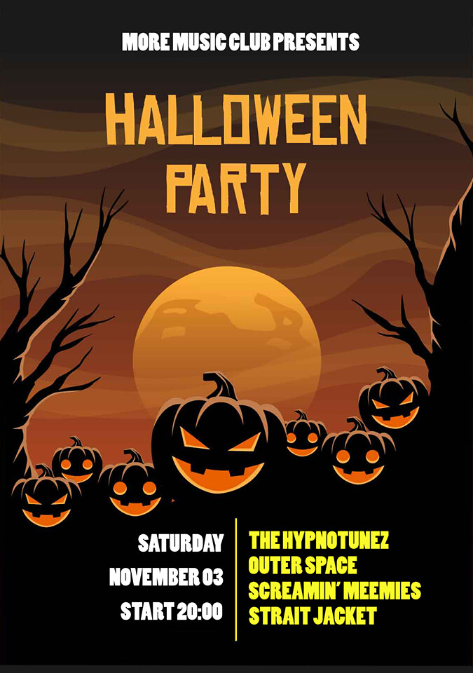 06 Halloween party
