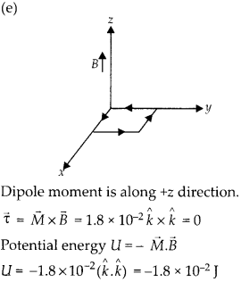 NCERT Solutions for Class 12 Physics Chapter 4 Moving Charges and Magnetism 49