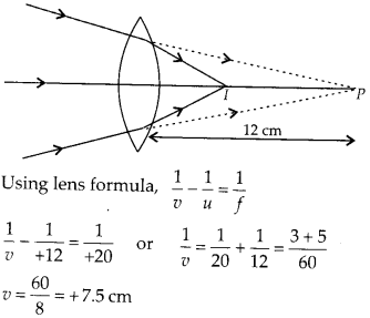 NCERT Solutions for Class 12 Physics Chapter 9 Ray Optics and Optical Instruments 15