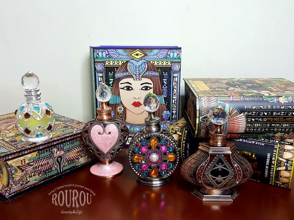 JAPARA埃及費洛蒙精油香水1