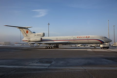RA-85843 Tupolev Tu-154M Rossiya Special Flight @ Zürich ZRH LSZH