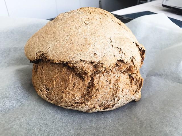 pão com figos secos