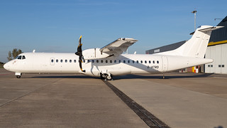 2-ATRD ATR72-600 Nordic Aviation Capital | by Mark Remmel