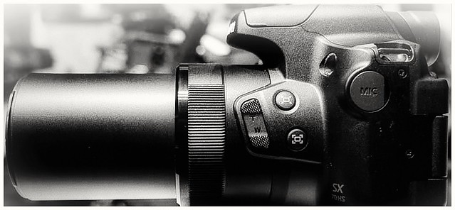 Canon PowerShot SX70 -●-  My Review - Roundup ● Mit Zoom-Wippe und Zoom Frame Assist  am Objektiv. . #155 on Explore