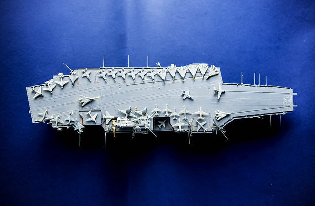 Small battleship model, RICOH PENTAX K-3, Sigma 18-35mm F1.8 DC HSM