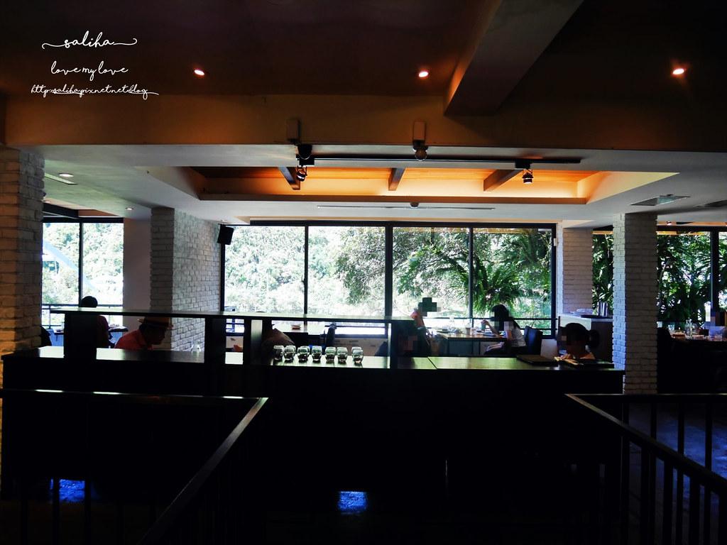 烏來燕子湖景點一日遊La Villa Wulai 咖啡廳咖啡館 (8)