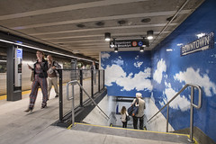 Reopening of 72 St (B, C) Station