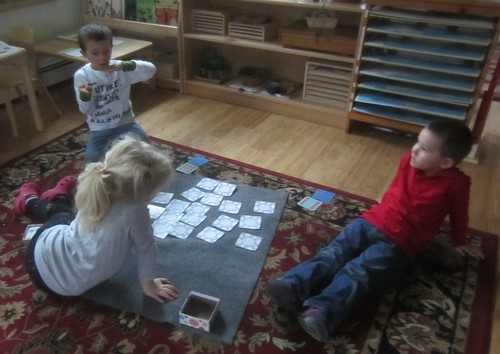 making 10 memory game