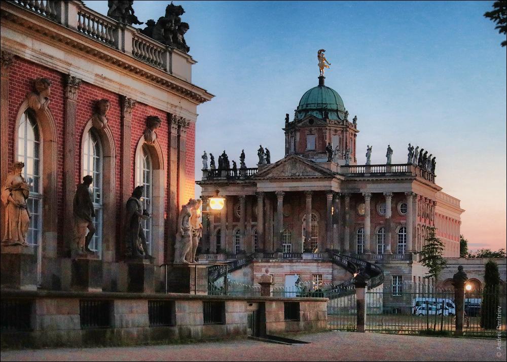 Потсдам, Германия