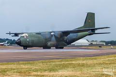 50+72 C-160D Transall | EGVA/FFD | 16.07.2018