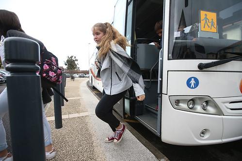 Sécuribus : opération de sensibilisation à la sécurité dans les bus scolaires landais