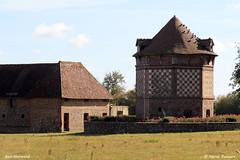 27 Bois-Normand-près-Lyre - Pigeonnier Château