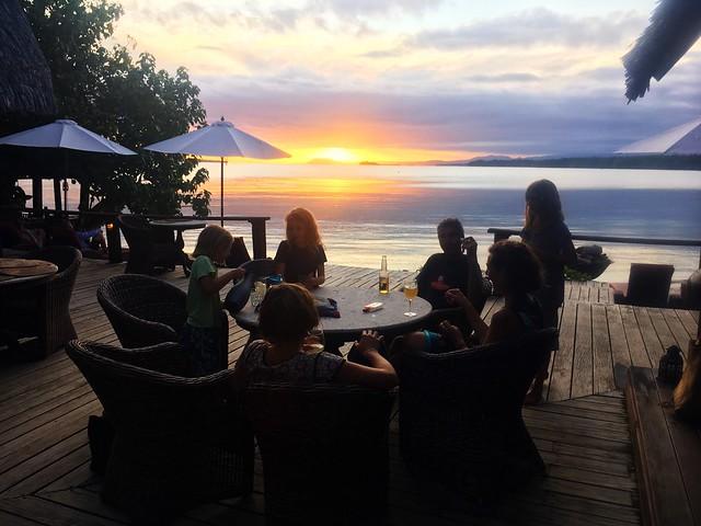 Vanuatu to Australia.