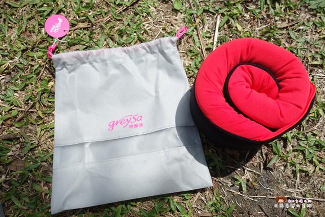 GreySa格蕾莎 全家福旅行頸枕 旅行枕推薦 (6)