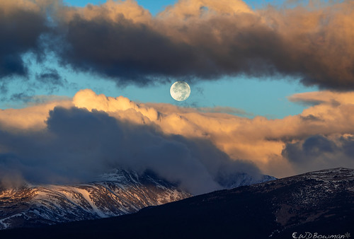 moonset hunter'smoon continentaldivide indianpeaks kiowapeak niwotridge coldfingers sugarloafmountain notabadroutetocommutetowork