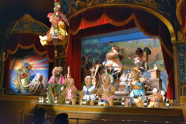 Photo:Country Bear Theater (Tokyo Disneyland) By jpellgen (@1179_jp)