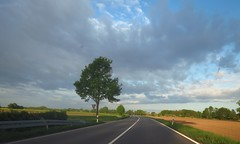 clouds in the sky (2) - Photo of Herrlisheim
