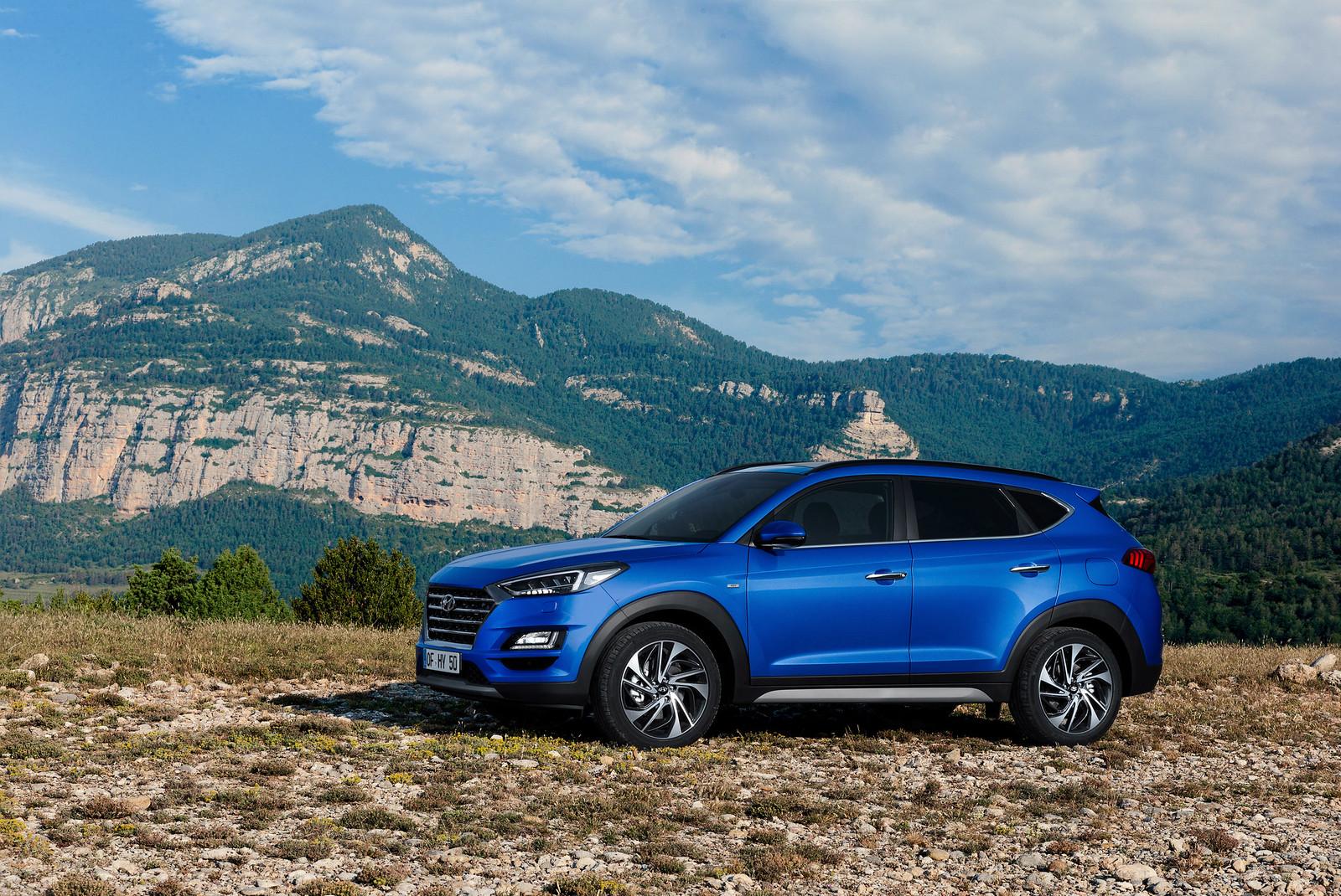 Comprar Hyundai Tucson