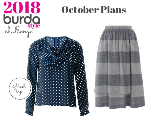 Burda Challenge Oct Plans