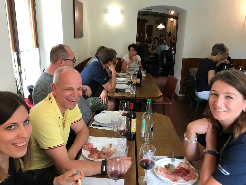 Musikreise vom 31. August - 2. September nach Bellinzona